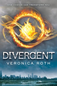 Divergent Cover Art
